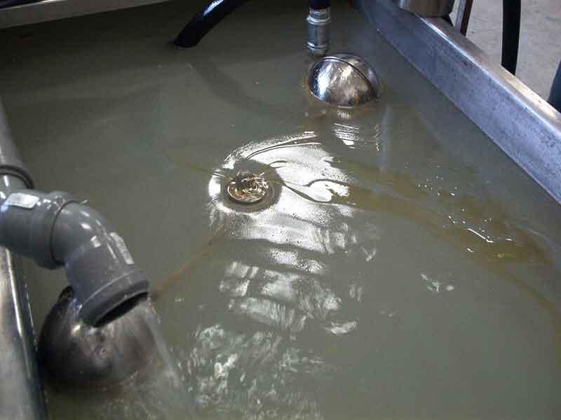 yağ sıyırıcı, yağ ayırıcı, oil separator